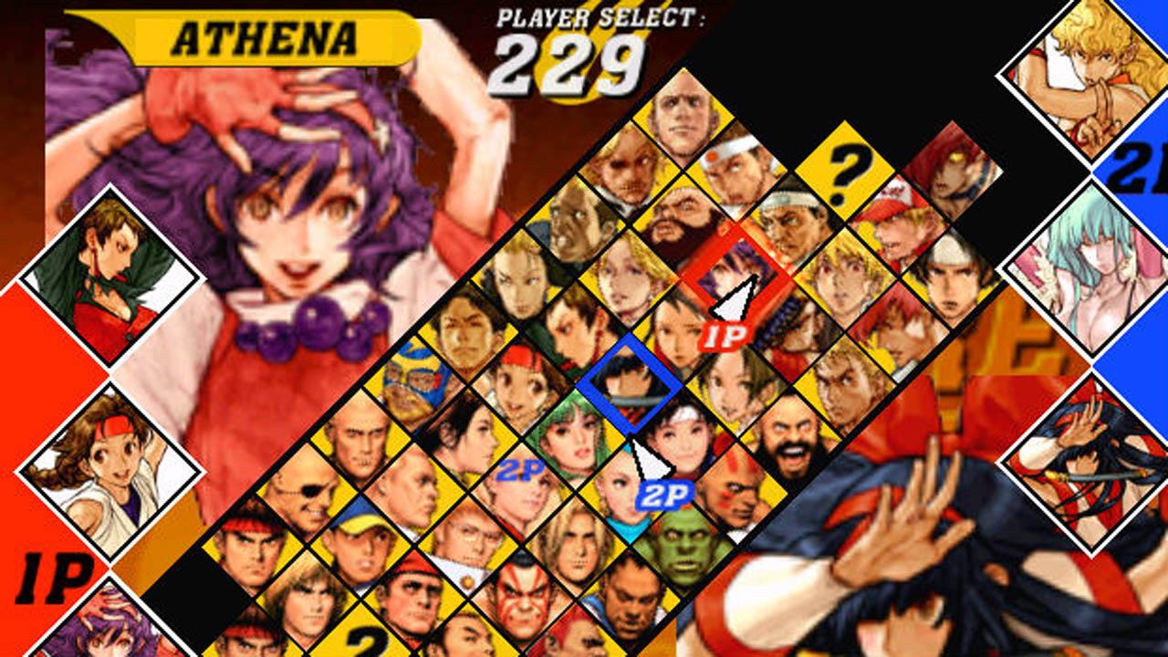 Capcom vs SNK 2 on PS3 | Offic...