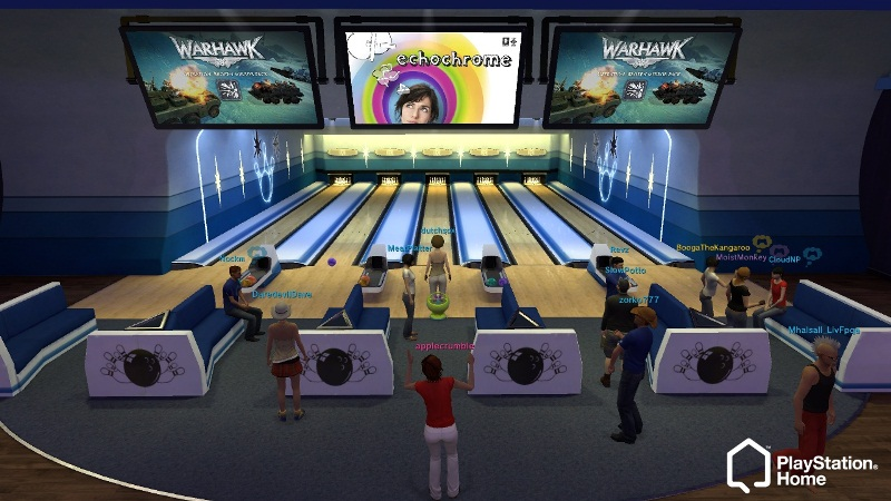 Playstation home pictures