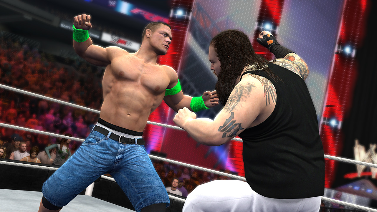"""Bigger, better and ruthless: WWE """"THQ"""" VS WWE """"2K"""""""