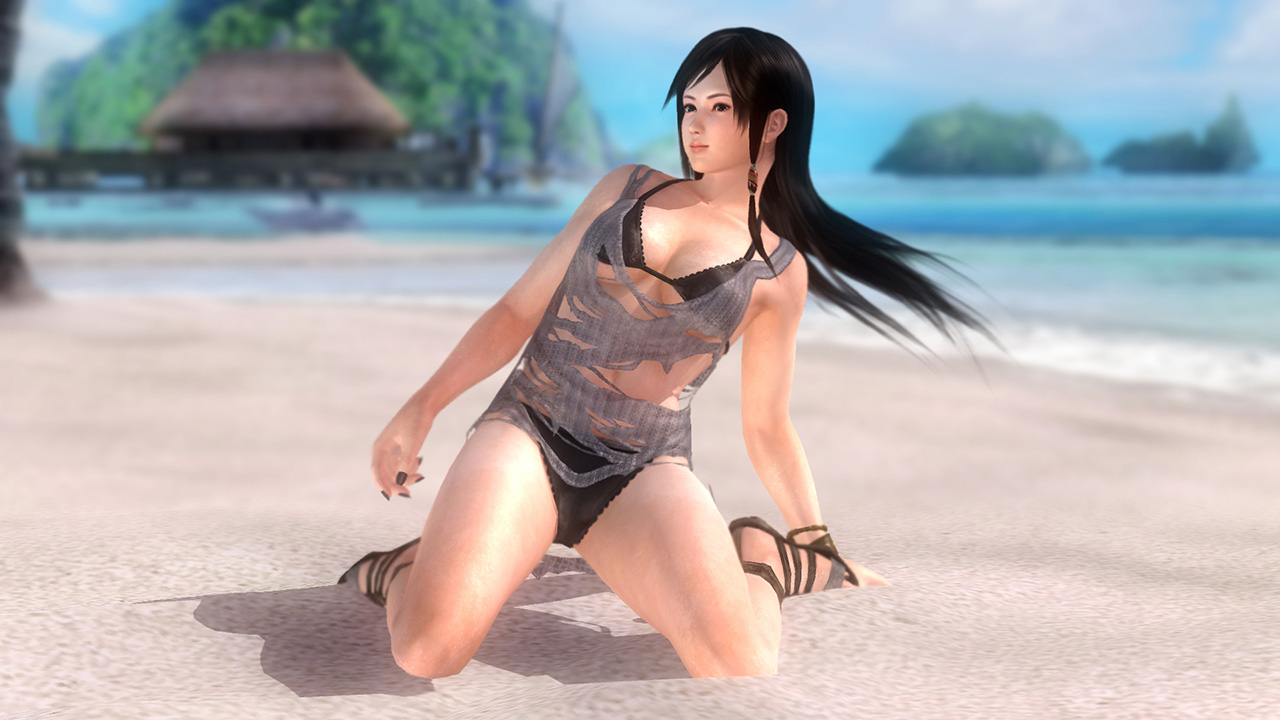 Dead or Alive 5 Ultimate - Tropical Sexy Kokoro Add-On ContentDoa5 Ultimate Kokoro