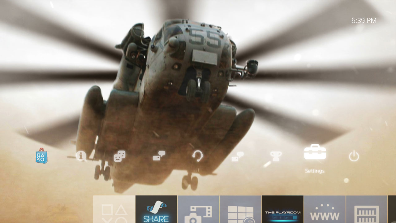 1 military helicopter dynamic theme on ps4 official playstation description sciox Image collections
