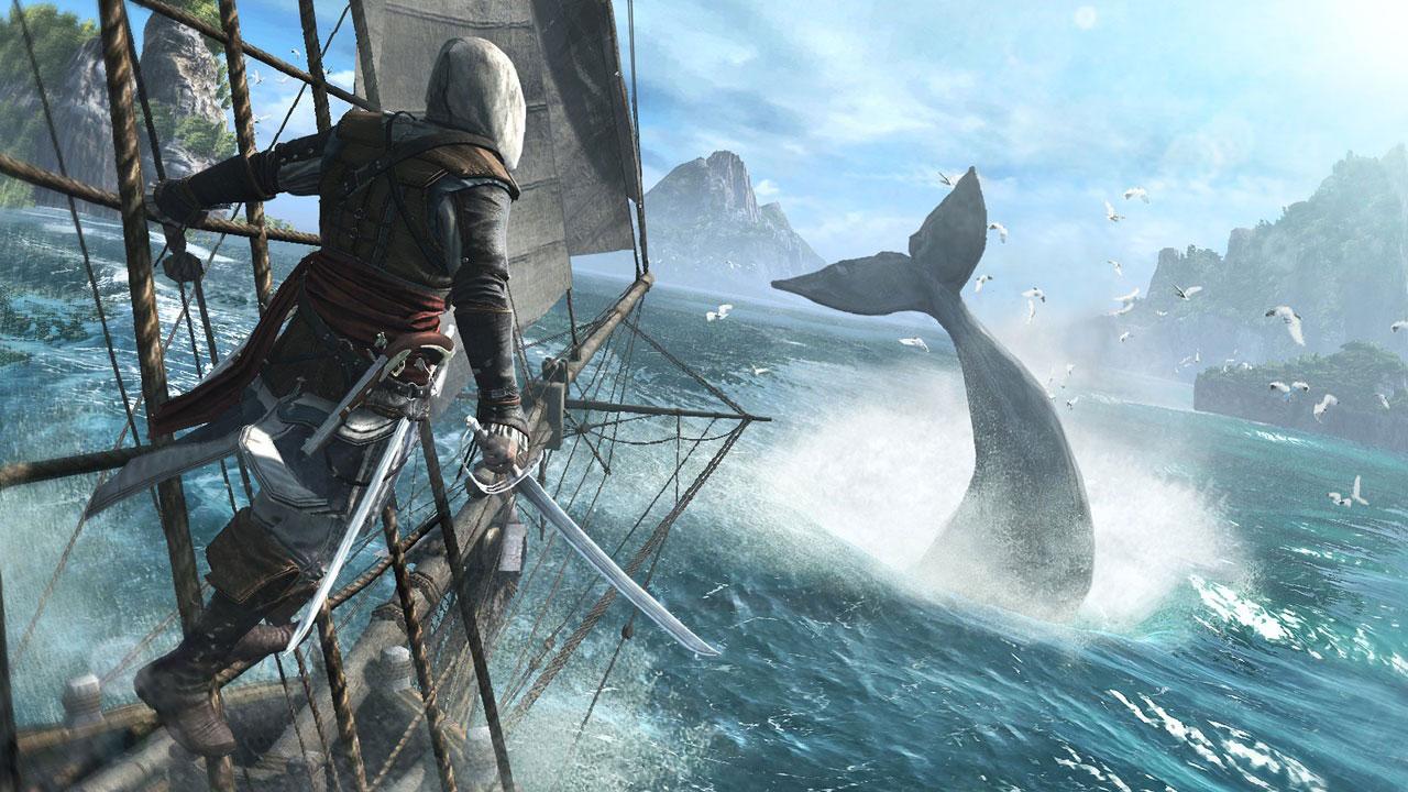 Assassin's Creed IV Black Flag - Standard Edition скриншот 4